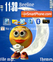 Emotiangel Default theme screenshot