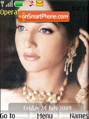 Pakistani Model A theme screenshot