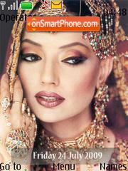 Pakistani Model 2 theme screenshot