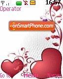 Two-hearts es el tema de pantalla
