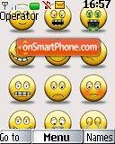 Smileys 04 theme screenshot
