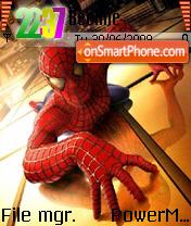 Spidy theme screenshot