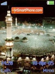 Mecca es el tema de pantalla