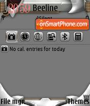 Megatron 01 theme screenshot