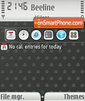Stereo Evolution theme screenshot