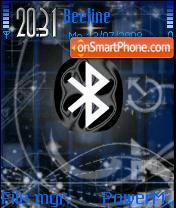 Bluetooth 01 theme screenshot