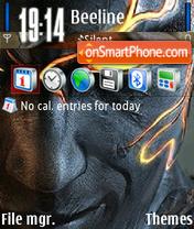 Prince 06 theme screenshot