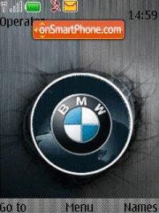 Скриншот темы Bmw Logo 05