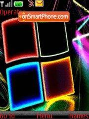 Neon Windows Theme-Screenshot