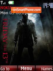 Friday The 13th 2009 tema screenshot