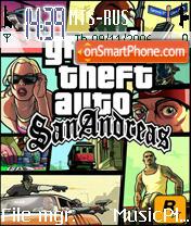 GTA San Andreas 02 es el tema de pantalla