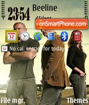Prison Break 12 es el tema de pantalla