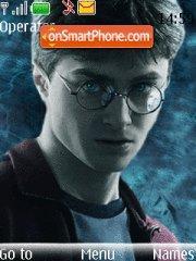 Harry Potter 6 theme screenshot