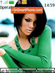 Rihanna 03 es el tema de pantalla