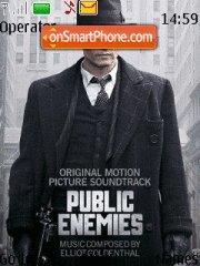 Public Enemies Theme-Screenshot