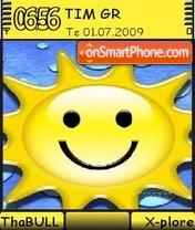 Funnysun theme screenshot