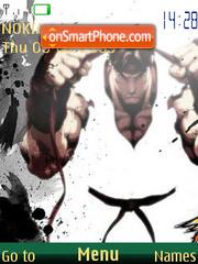 Street Fighter Iv es el tema de pantalla