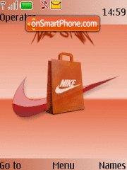 Скриншот темы Nike Stylin