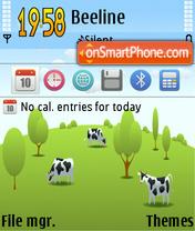 Countryside Moncc theme screenshot