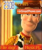 Toy Story es el tema de pantalla