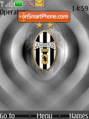 Juventus 06 theme screenshot