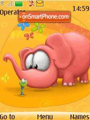 Toosh Elephant theme screenshot