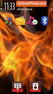 Xpress fire 01 tema screenshot