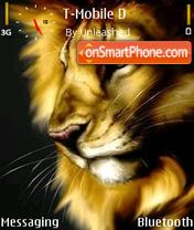 The King 03 theme screenshot