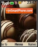 Chocolates tema screenshot