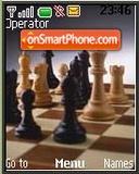 Chess theme screenshot