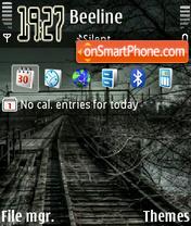 Traintrack 1prp Theme-Screenshot