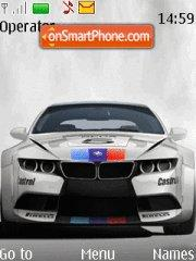 Tuning Bmw M6 theme screenshot