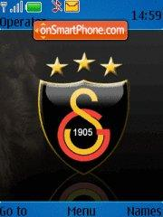 Galatasaray Temasi theme screenshot