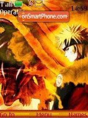 Kyuubi Naruto tema screenshot