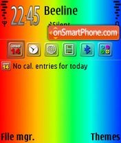 ColorfulDay2 Theme-Screenshot