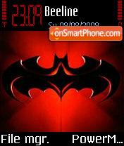 Batman 17 theme screenshot