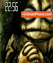 Fear 03 theme screenshot