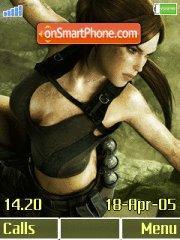 Tomb Raider Underworld theme screenshot