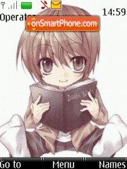 Cute Chibi Kira Theme-Screenshot
