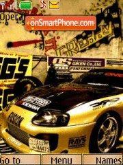 Nfs Car 02 tema screenshot