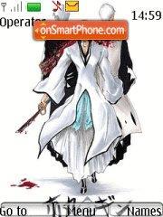 Ichimaru Gin 01 tema screenshot