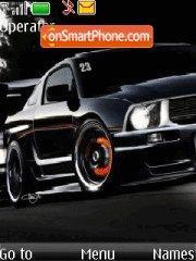Mustang V2 03 Theme-Screenshot
