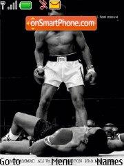 Muhammed Ali 01 theme screenshot
