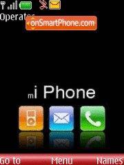 Скриншот темы My iPhone