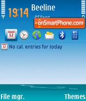 Sea 06 theme screenshot