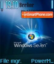Windows7 tema screenshot