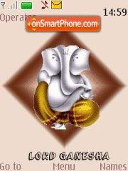 Ganpati theme screenshot