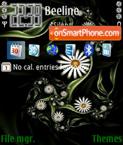 Скриншот темы Camomile 04