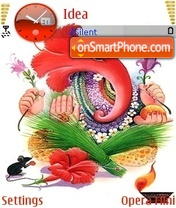 Ganesh1 theme screenshot