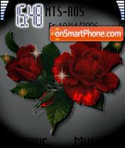 With My Love theme screenshot